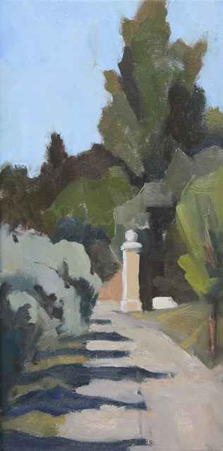 The Gatepost by  Lesley Powell - Masterpiece Online
