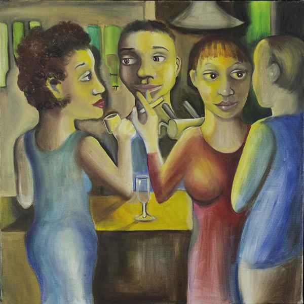 Cafe La Chope by Ms. Rebecca Vincenzi - Masterpiece Online