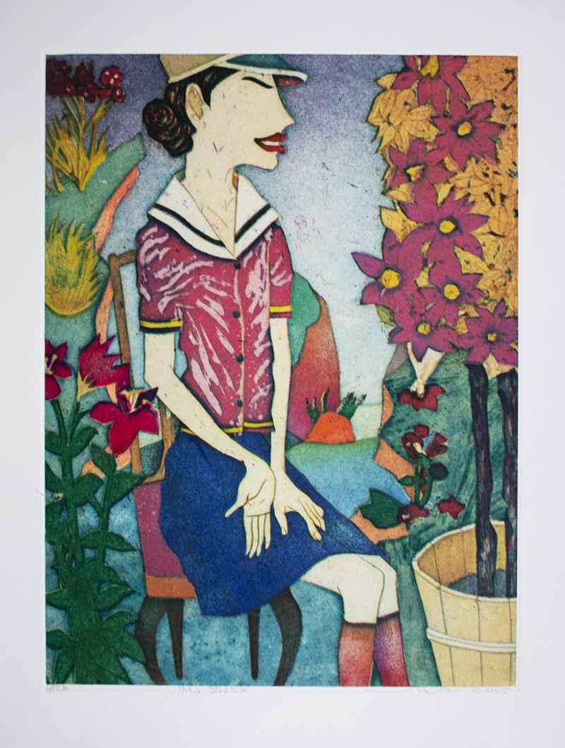 Ana Sthesia by  Yuji Hiratsuka - Masterpiece Online