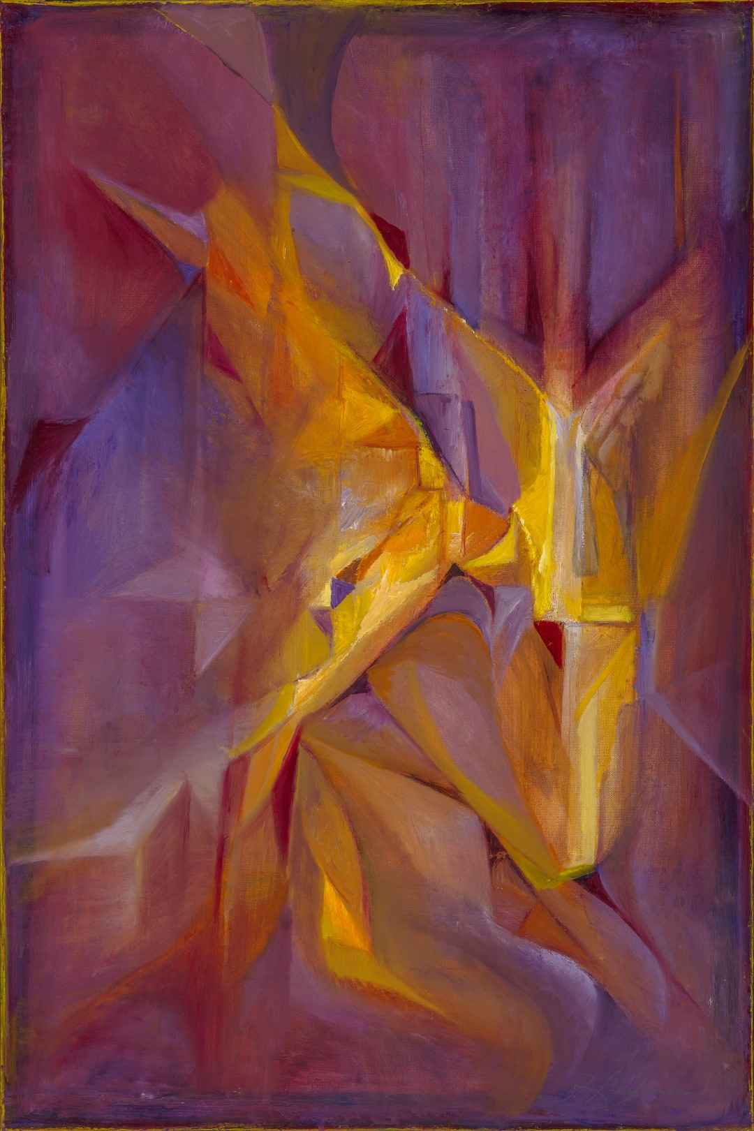 Solar Plexus Chakra by  Patricia Kaufman - Masterpiece Online
