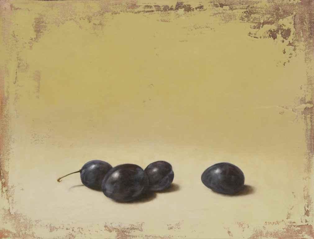 Bluish Plums by  Tyler Swain - Masterpiece Online