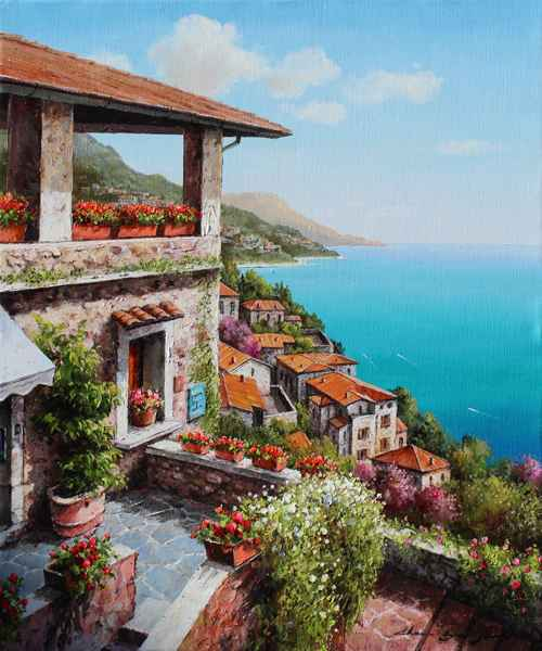 High View by  Soon Ju Choi  - Masterpiece Online