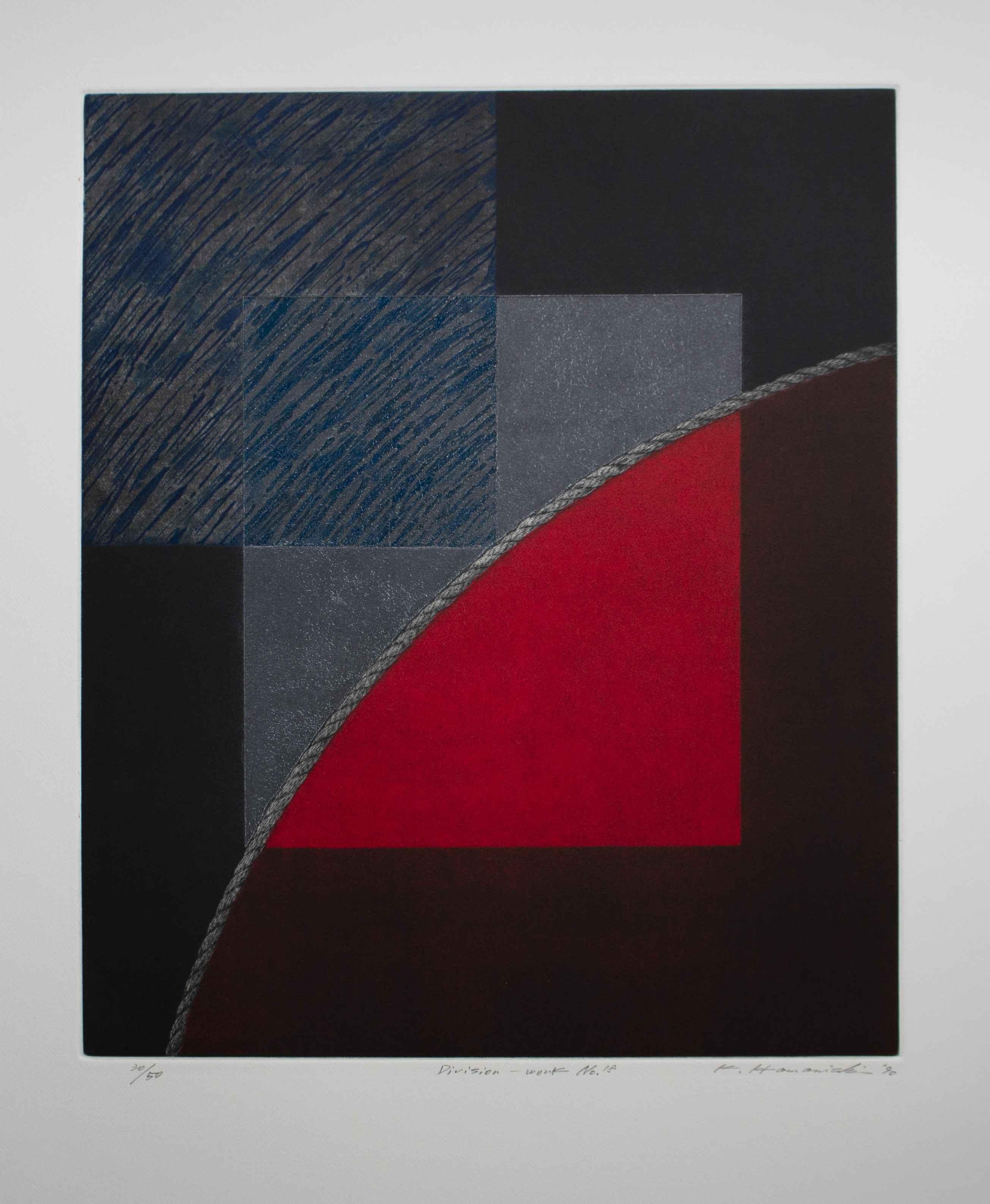 Division Work No.18 by  Katsunori Hamanishi - Masterpiece Online