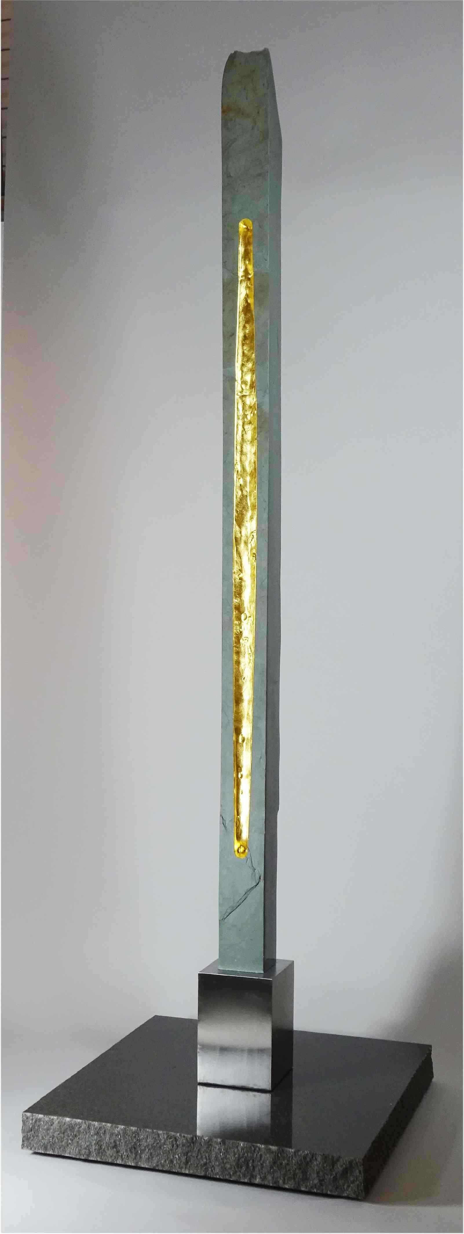 Gnomon 1 by  Chris Curtis - Masterpiece Online