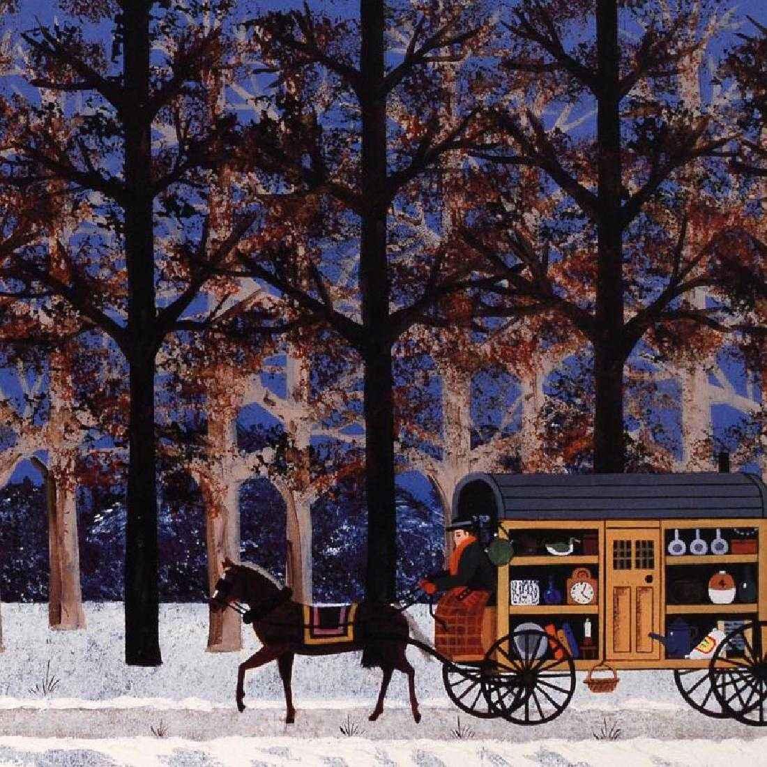 A Lonely Trek by  Jane Wooster Scott - Masterpiece Online