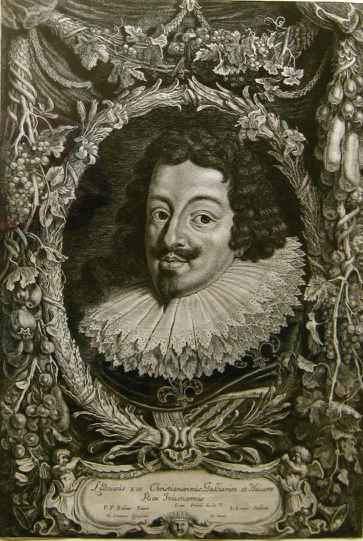 Louis XIII of France by  Jan Louys - Masterpiece Online