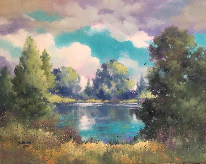 Still Waters by  Carol Weiss - Masterpiece Online