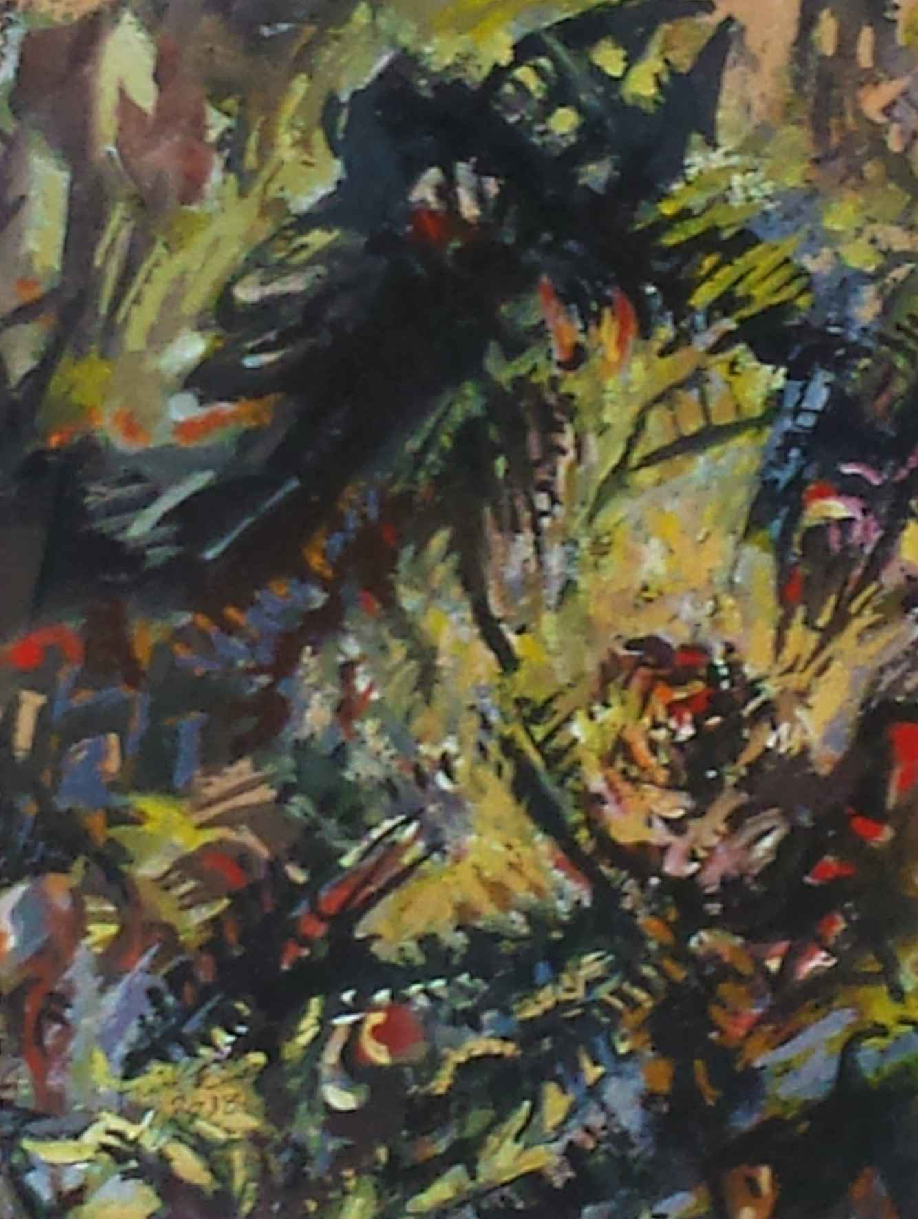 Untitled (Abstract wi... by Mr. Terry Firkins - Masterpiece Online