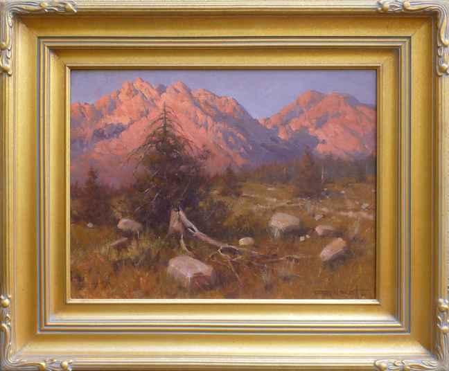 Morning Trails by Mr. & Mrs. Gary Niblett - Masterpiece Online