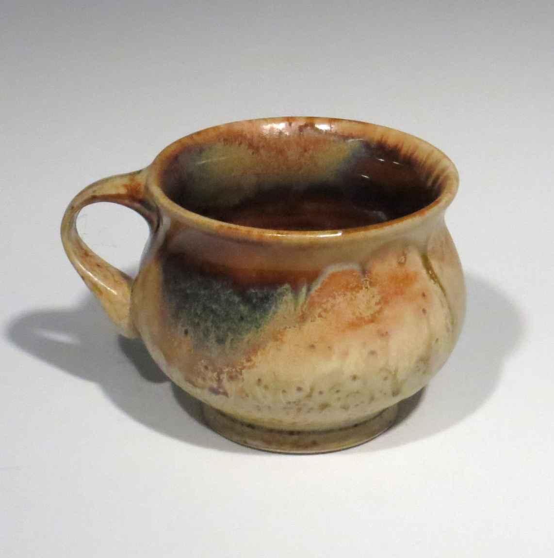 Ash-Glazed Mugs by  Danny Meisinger - Masterpiece Online