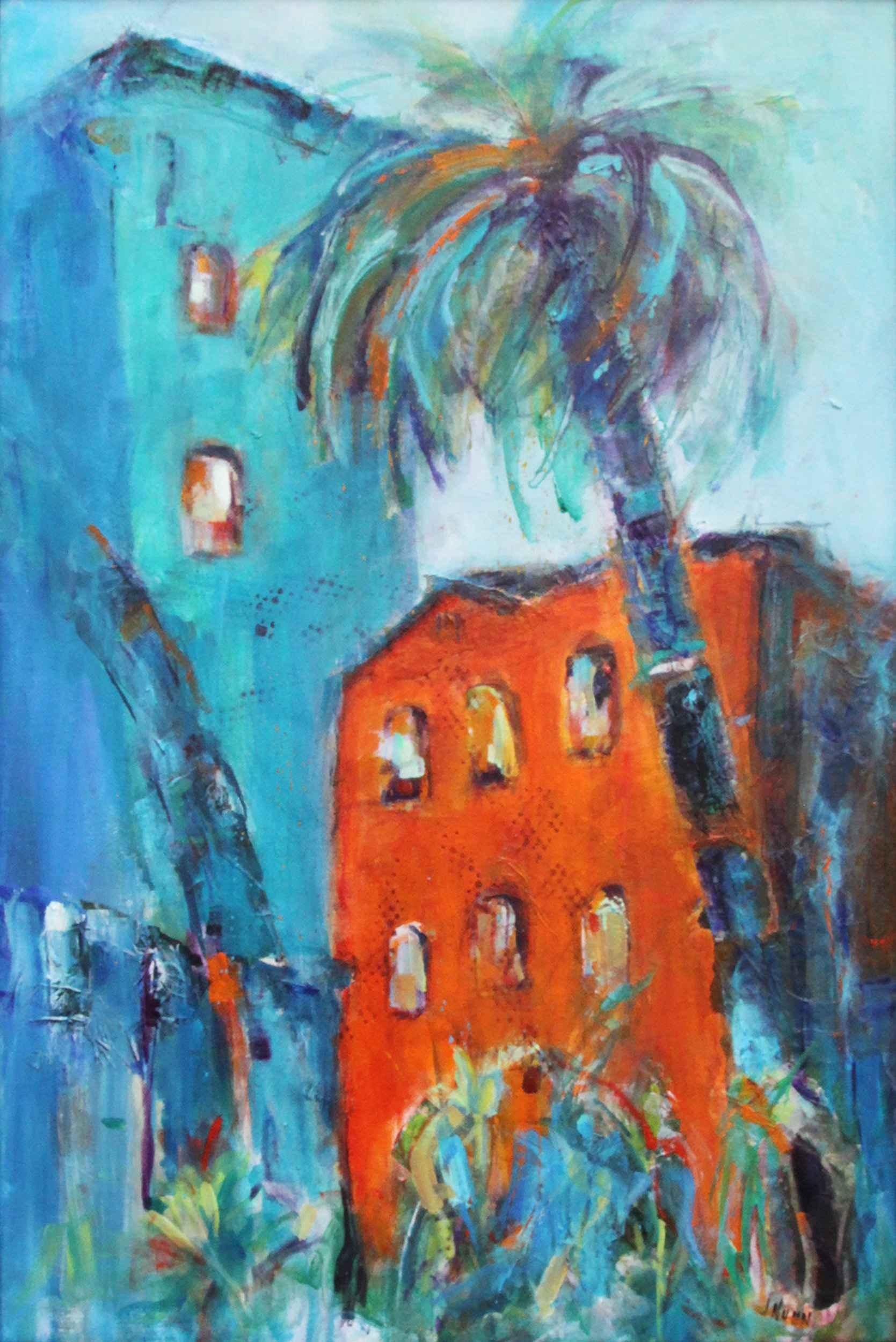 Puerto Vallarta Windo... by  Jonlee Nunn - Masterpiece Online