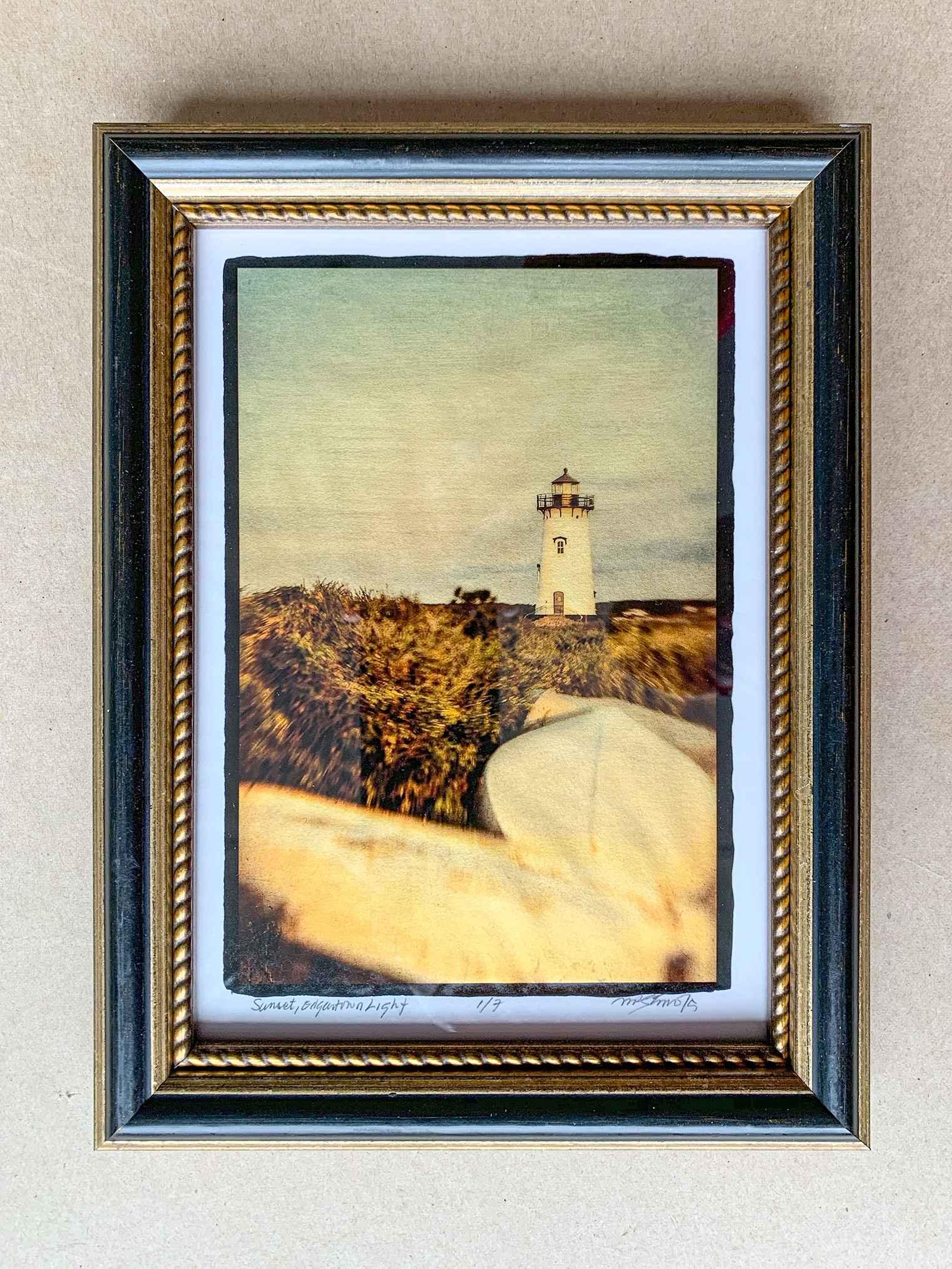 Sunset, Edgartown by  Michael Stimola - Masterpiece Online
