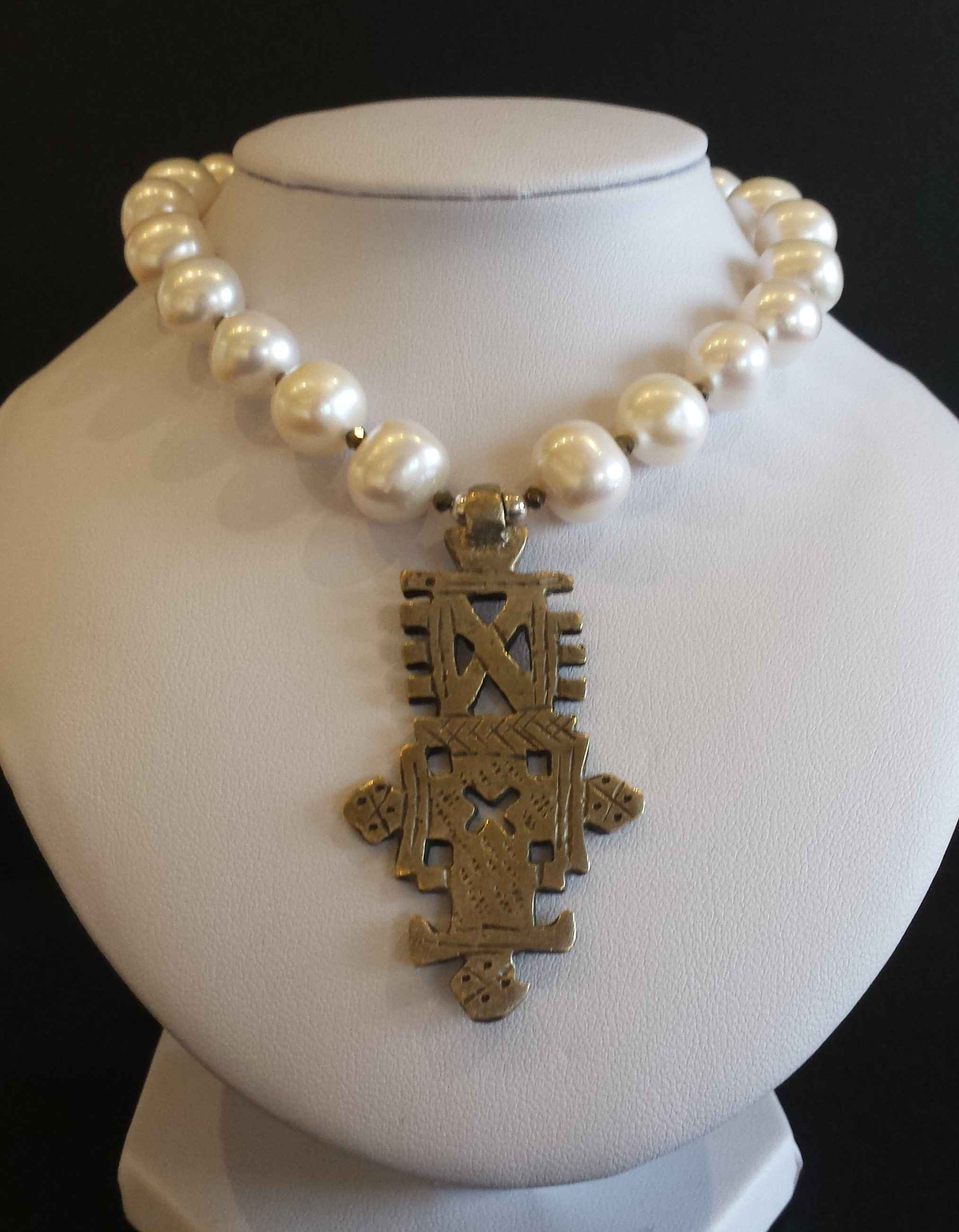Fresh Water Pearls - ... by Ms. Nancy Going - Masterpiece Online
