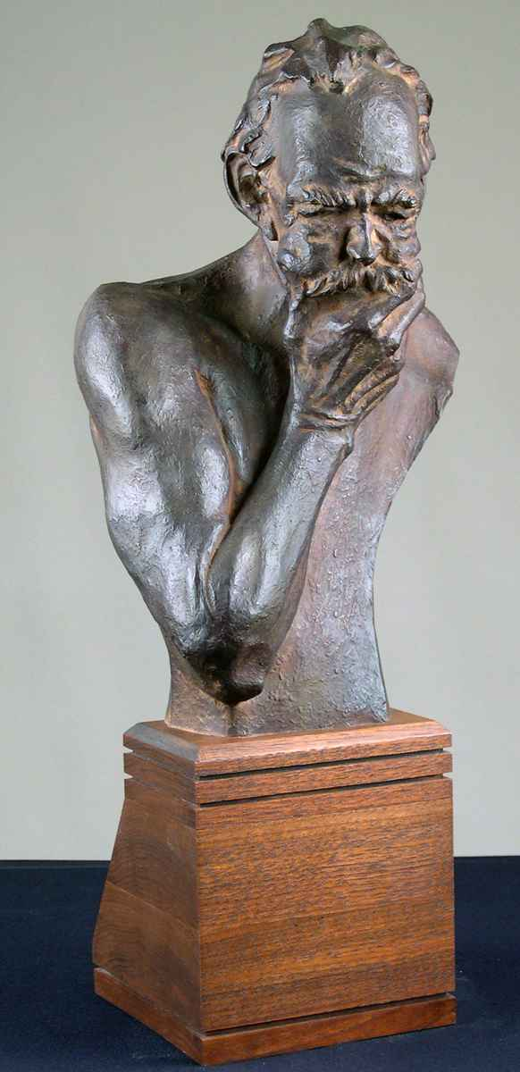 In Thought, Silence; ... by  Garland Weeks - Masterpiece Online