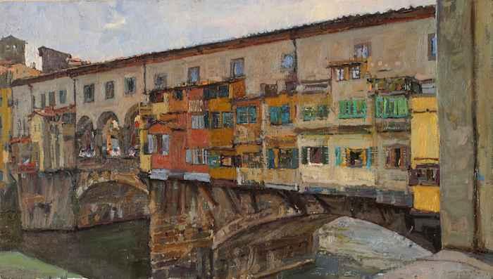 View from Vasari Pass by  Daud Akhriev - Masterpiece Online