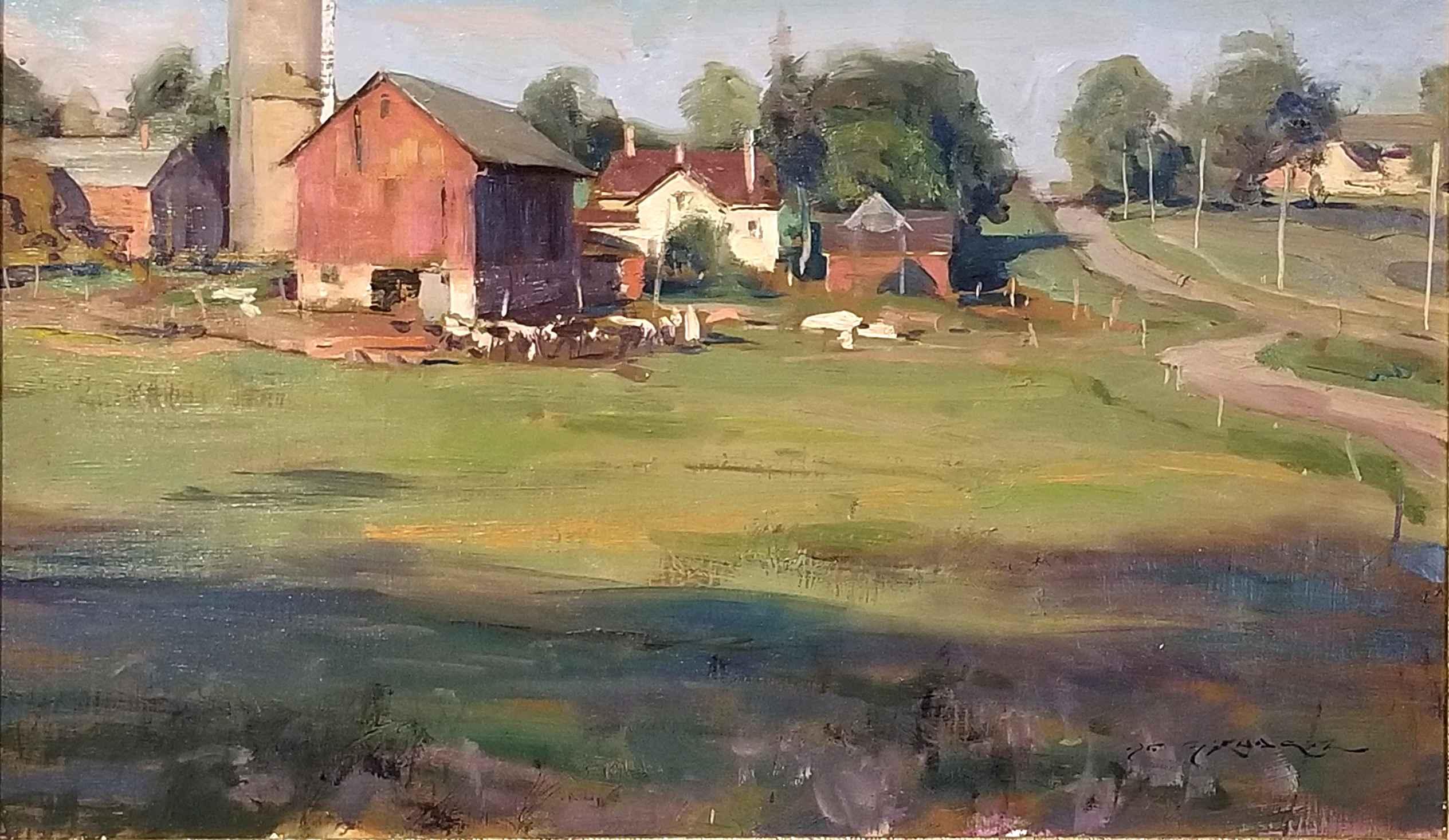 Approaching Shadows by  Daniel Gerhartz - Masterpiece Online