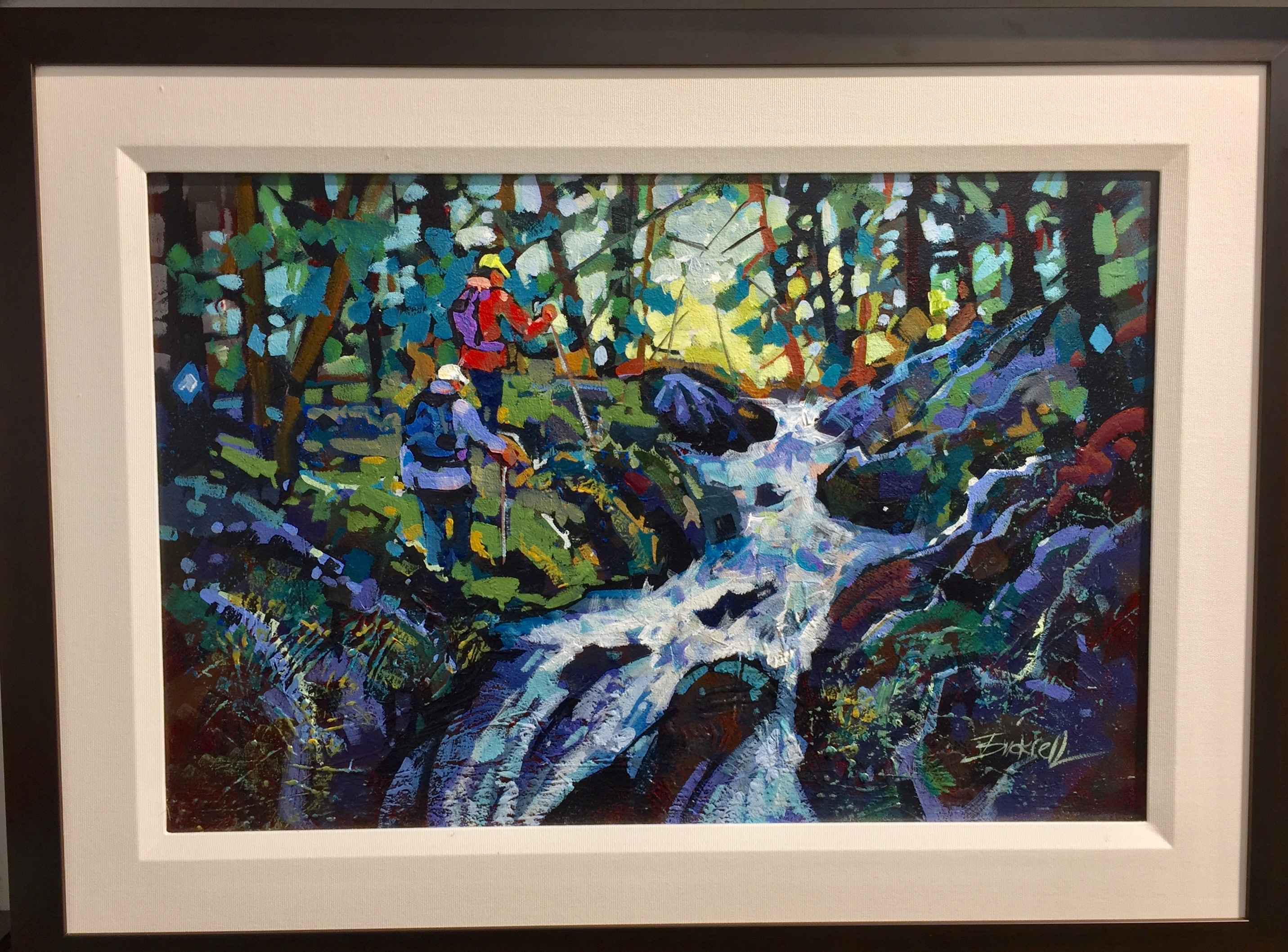Sunday Hike by  Brian Buckrell - Masterpiece Online