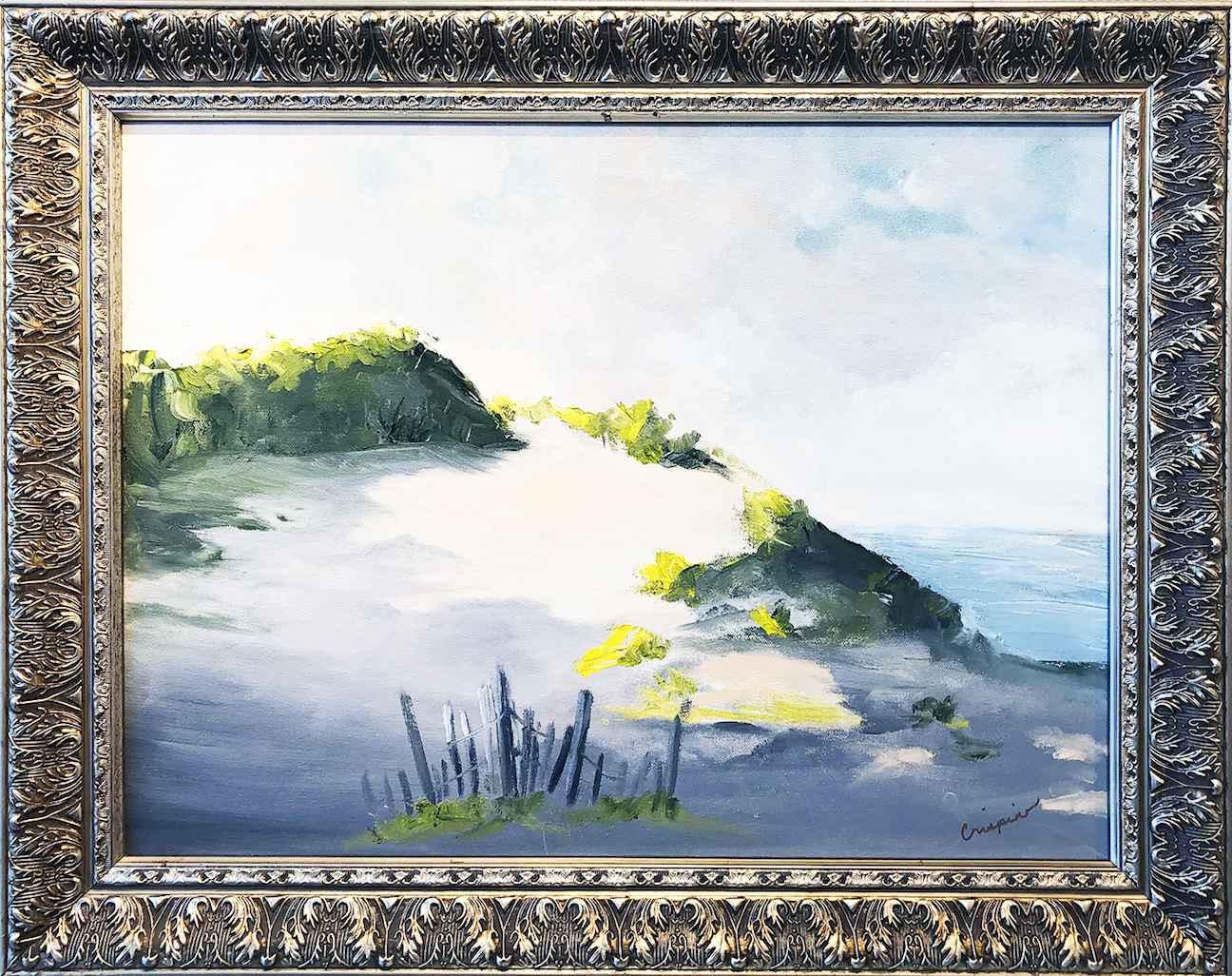 Afternoon Dune by  Barbara Saunders - Masterpiece Online