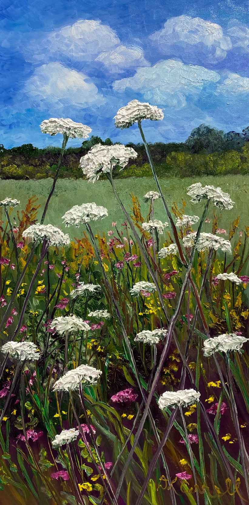 A Summer Delight by Ms Debra Lynn Carroll - Masterpiece Online