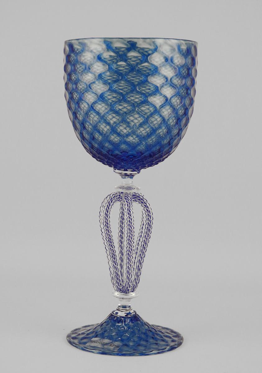 Aperto Blue by  Marc VandenBerg - Masterpiece Online