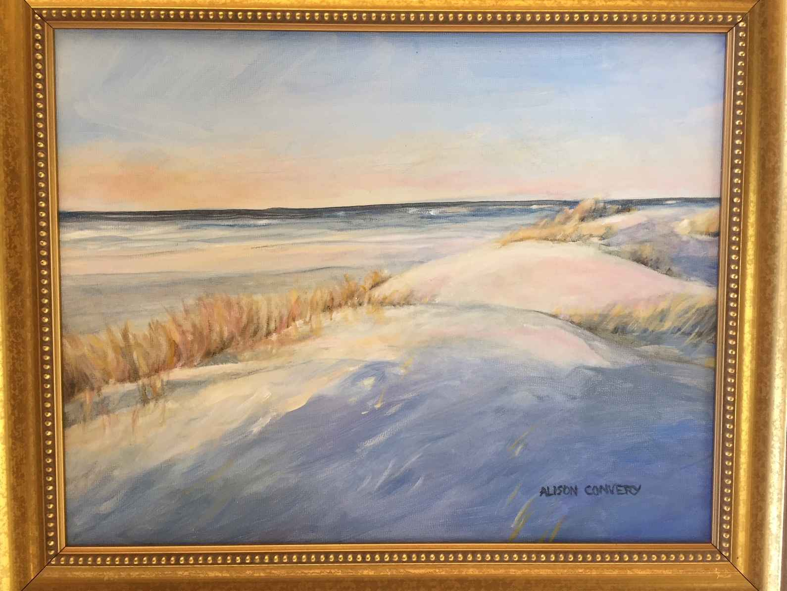 Sunset Light by  Alison M. Convery - Masterpiece Online