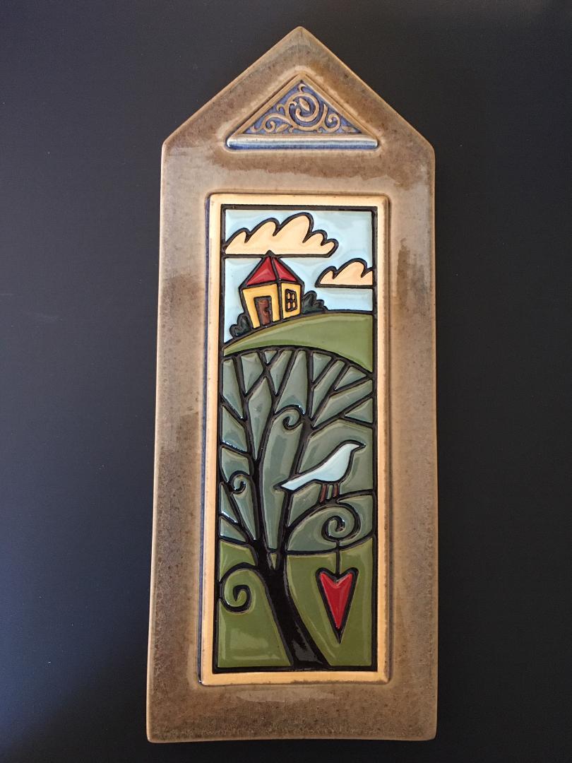 Glazed Tree/Heart
