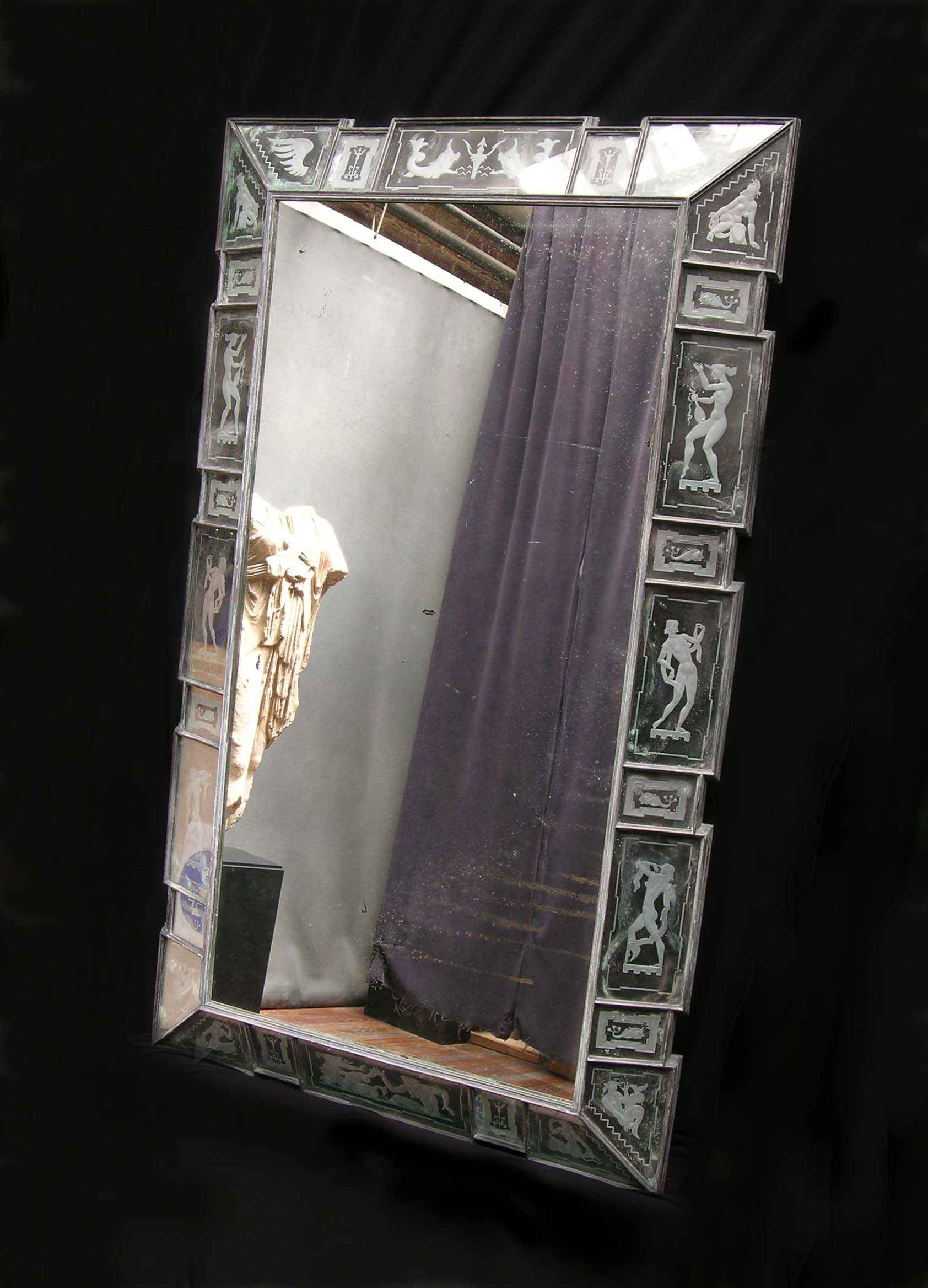 Orrefors Mirror by   Orrefors - Masterpiece Online