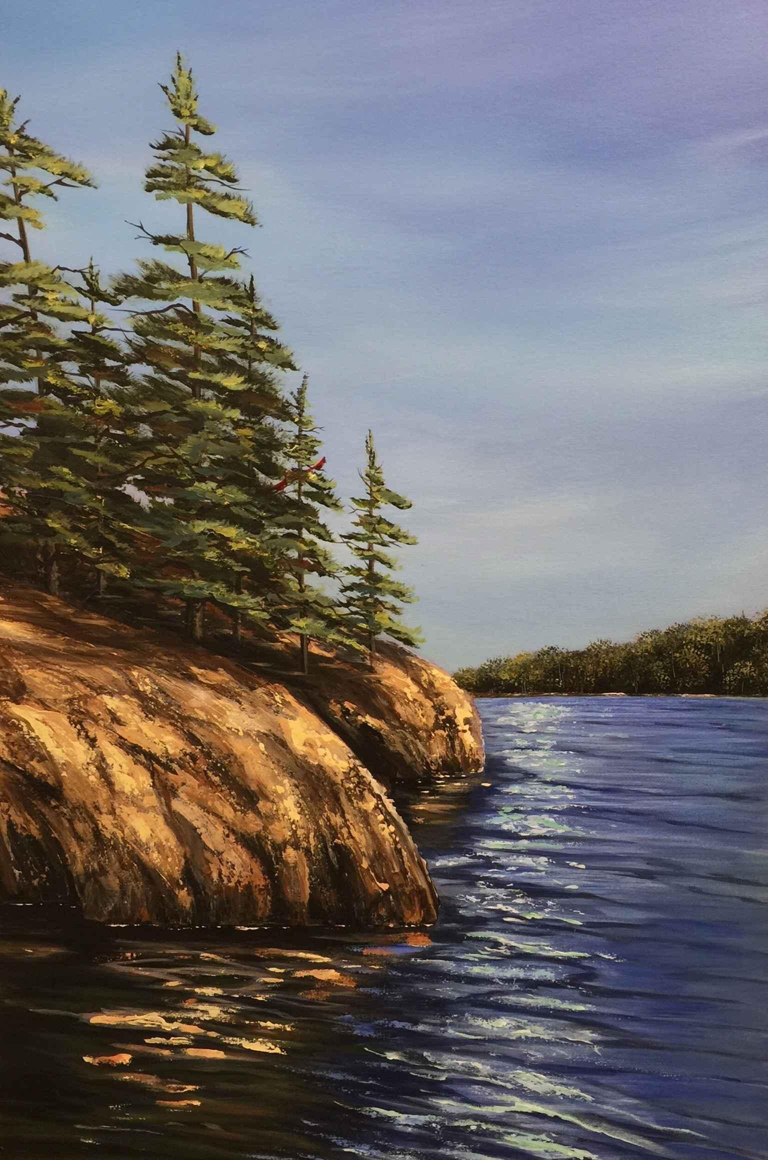 Northern Delight by  Janet Liesemer - Masterpiece Online