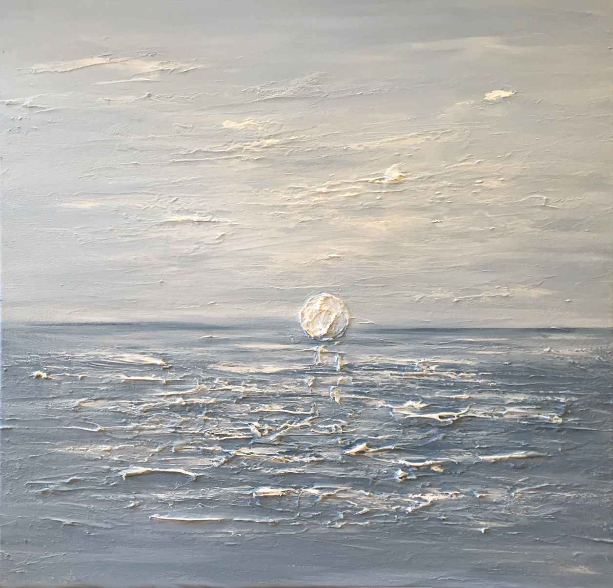 White Sun by  Steve Lyons - Masterpiece Online
