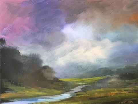 Land of Mist and Shad... by Mr Jeff White - Masterpiece Online