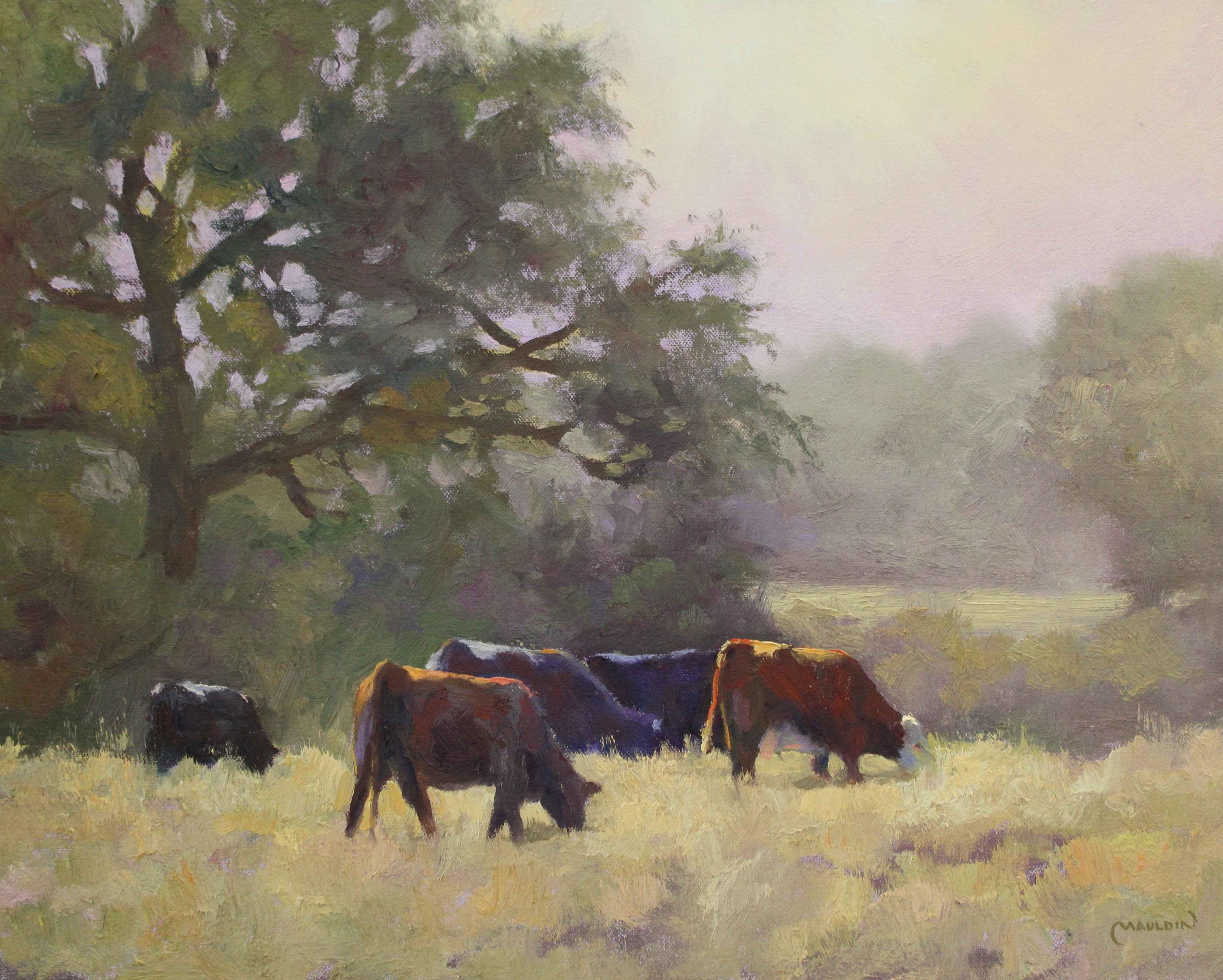 Meadow Mowers by  Chuck Mauldin - Masterpiece Online