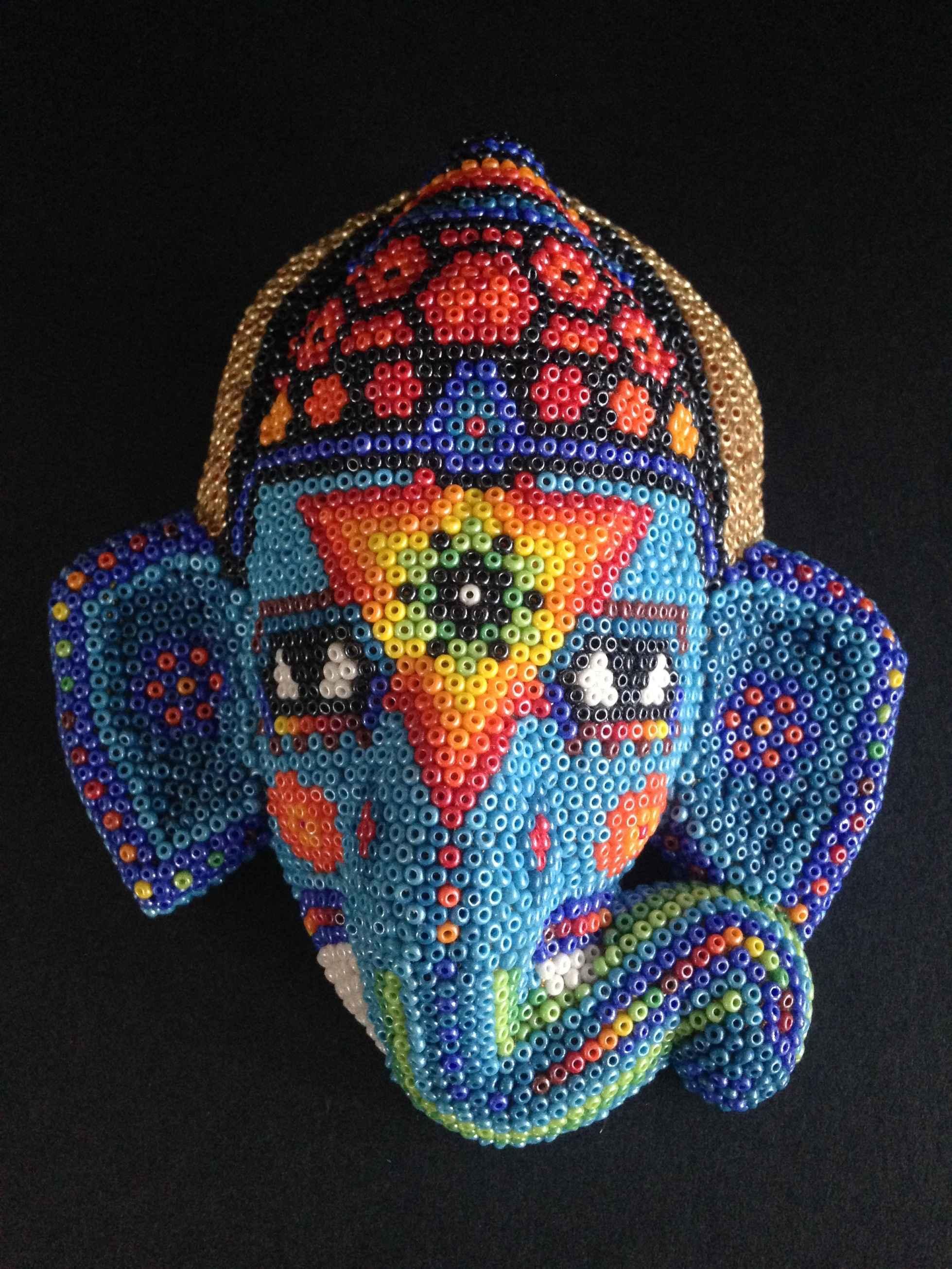 Ganesha Mask - Sm by  Joshua  - Masterpiece Online