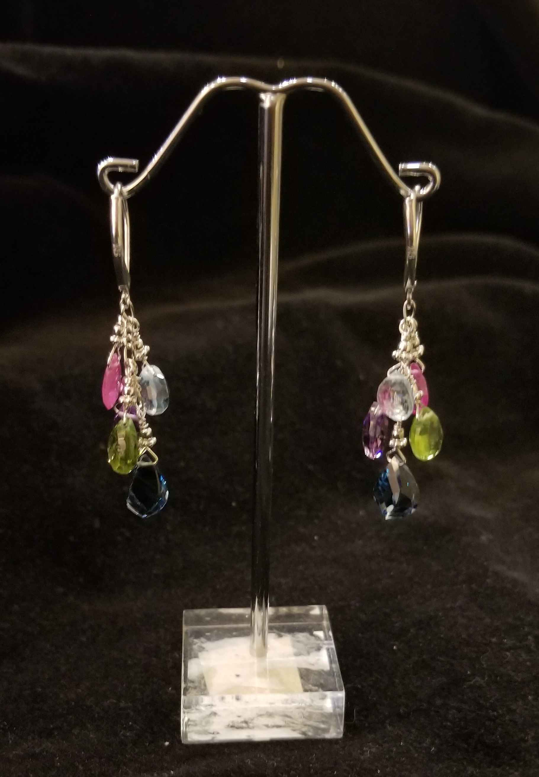 Happy Earrings SS by  Paula Nurse - Masterpiece Online