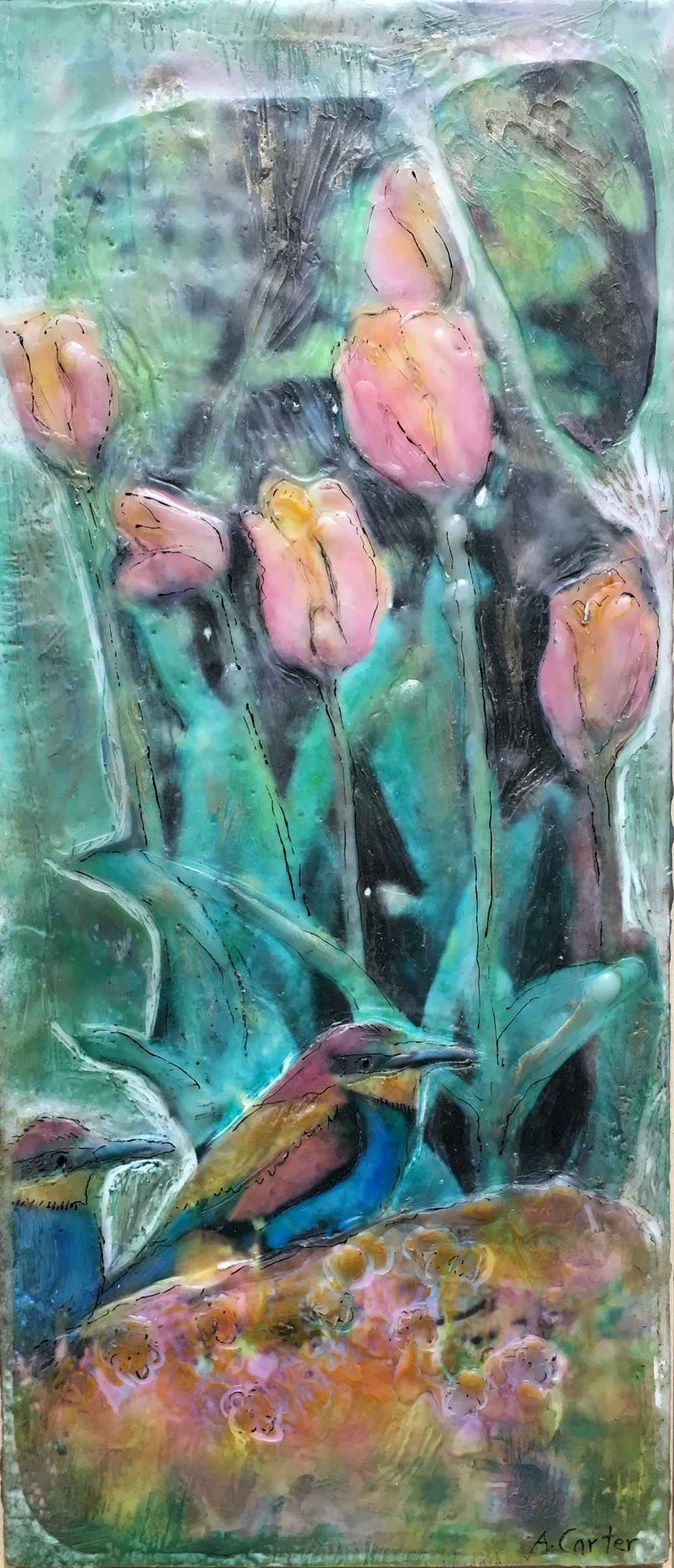 Delighting in the Tul... by  Ann L. Carter - Masterpiece Online