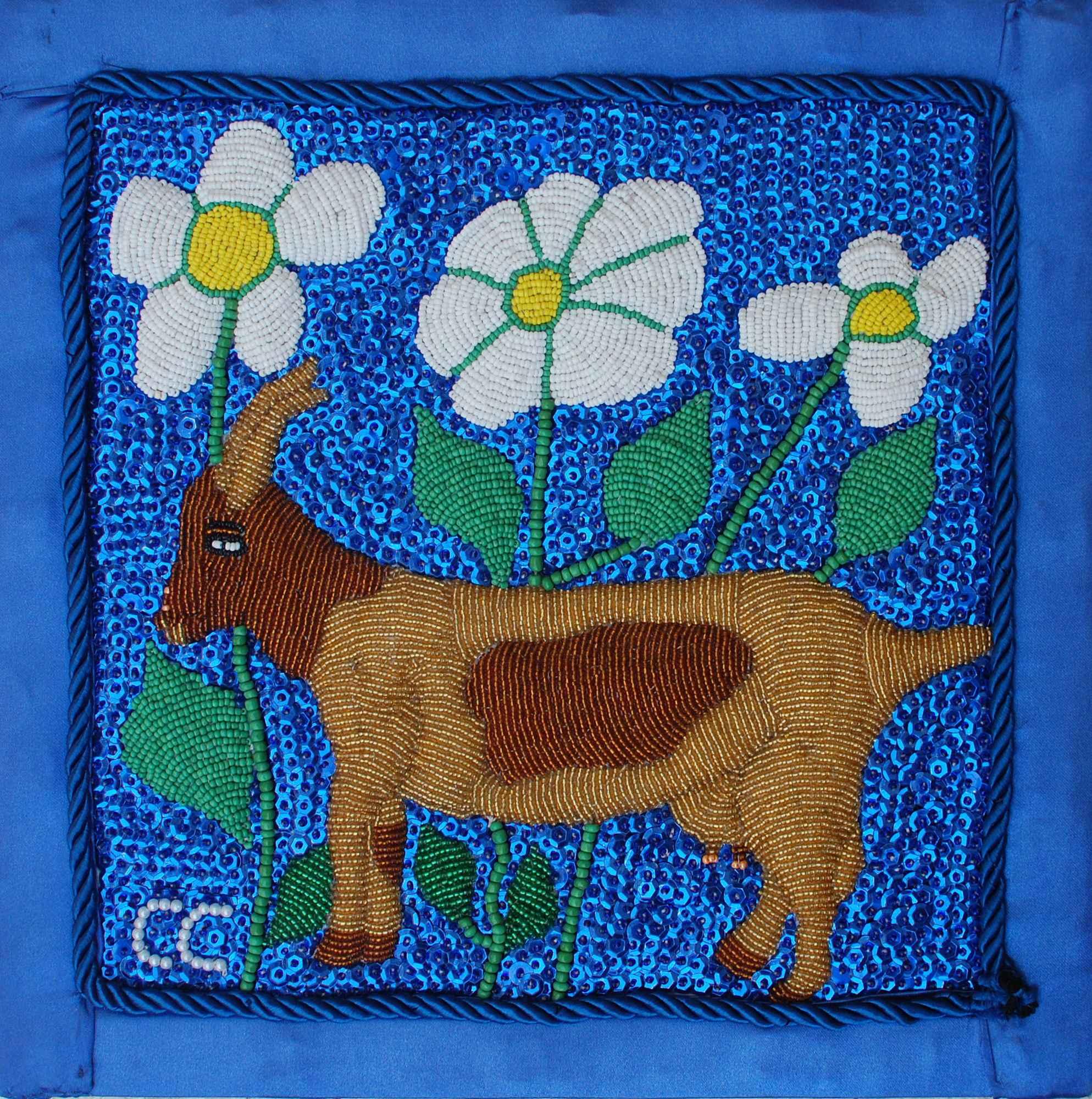 My little goat by  Carlo CADET - Masterpiece Online