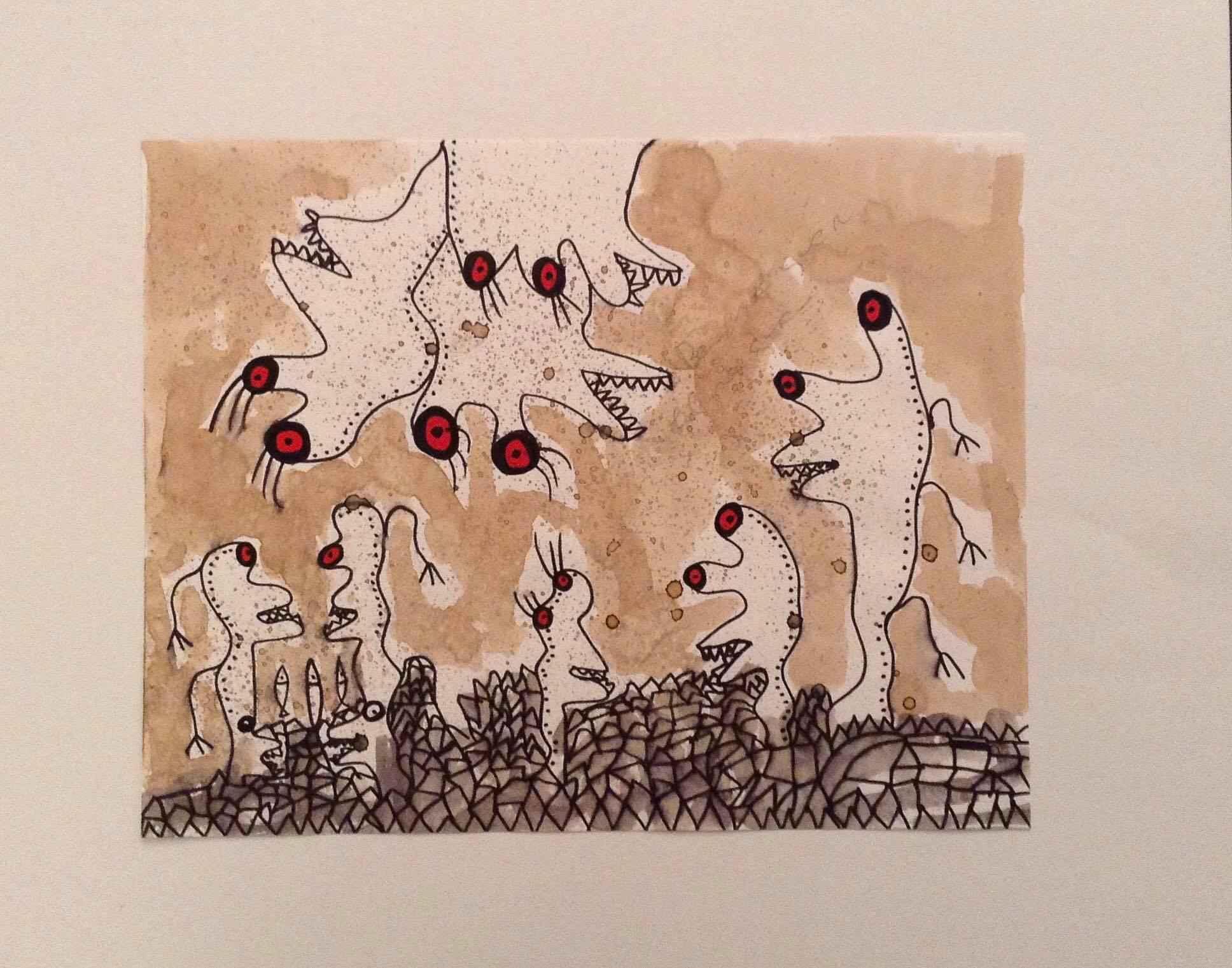 Creation 15  by  Sophie Proenca