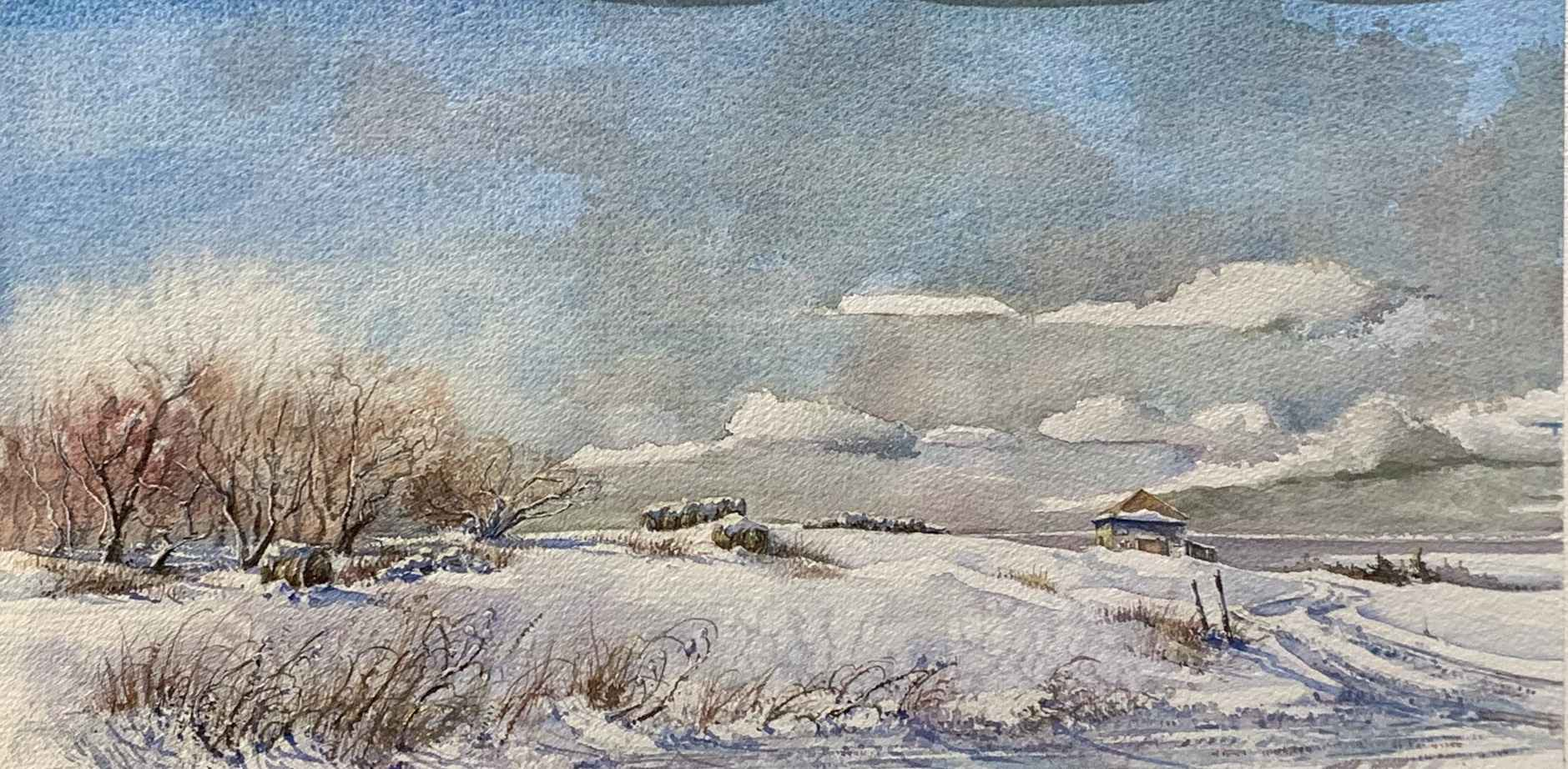 When the Fog Lifts by  Ralph Fontenot - Masterpiece Online