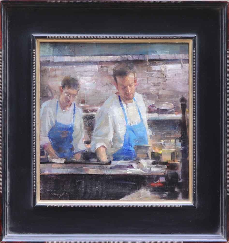 Mizuna Kitchen by Mr. Quang Ho - Masterpiece Online