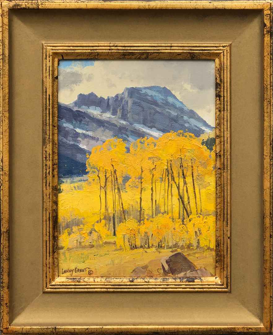 Golden Glory by  Lanny Grant - Masterpiece Online