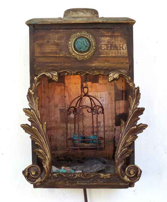 Chardonnay Nest  by  Scott Rolfe