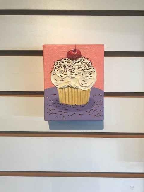 Yellow Cake, Fluffy W... by  Rosalie Ripaldi Shane - Masterpiece Online