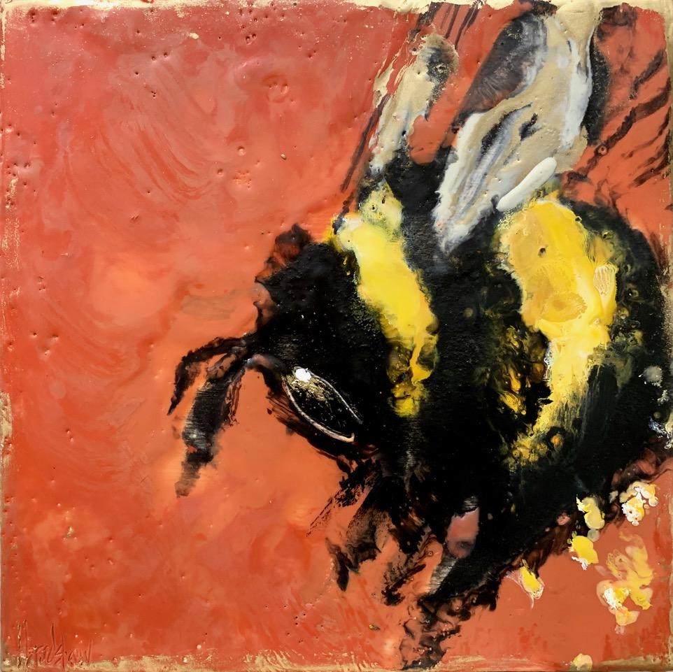 Gerbera Daisy by  Kathy Bradshaw - Masterpiece Online