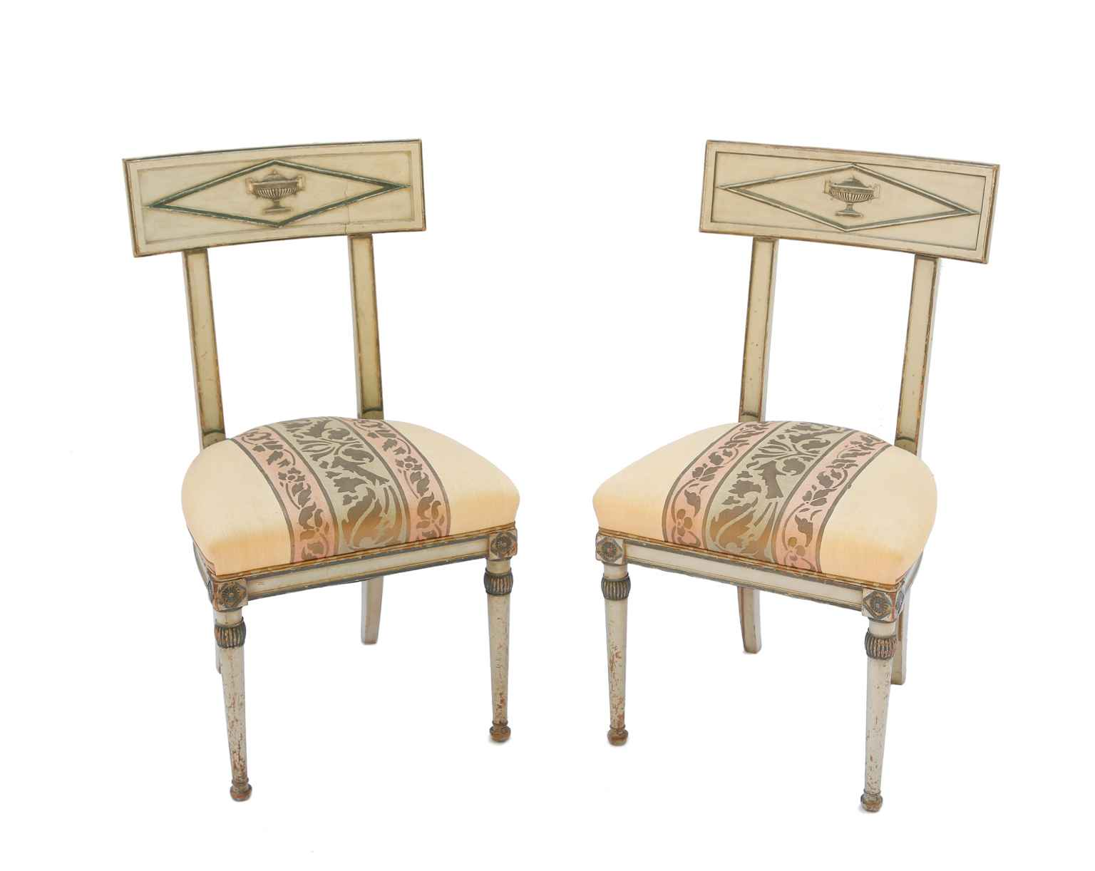 Pair of 18th Century,... by  Swedish  - Masterpiece Online