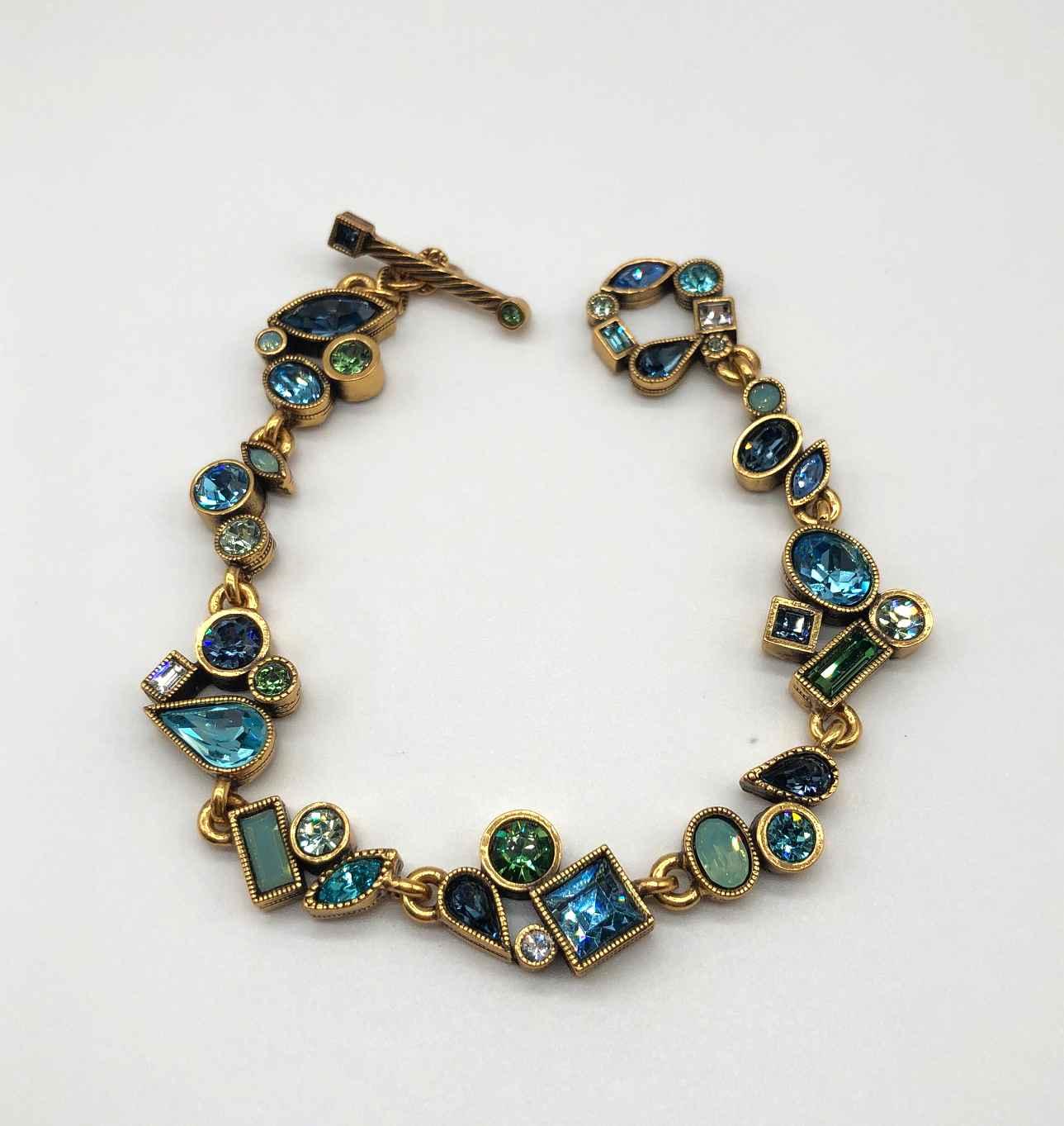 Wedding March Bracelet in Gold, Zephyr