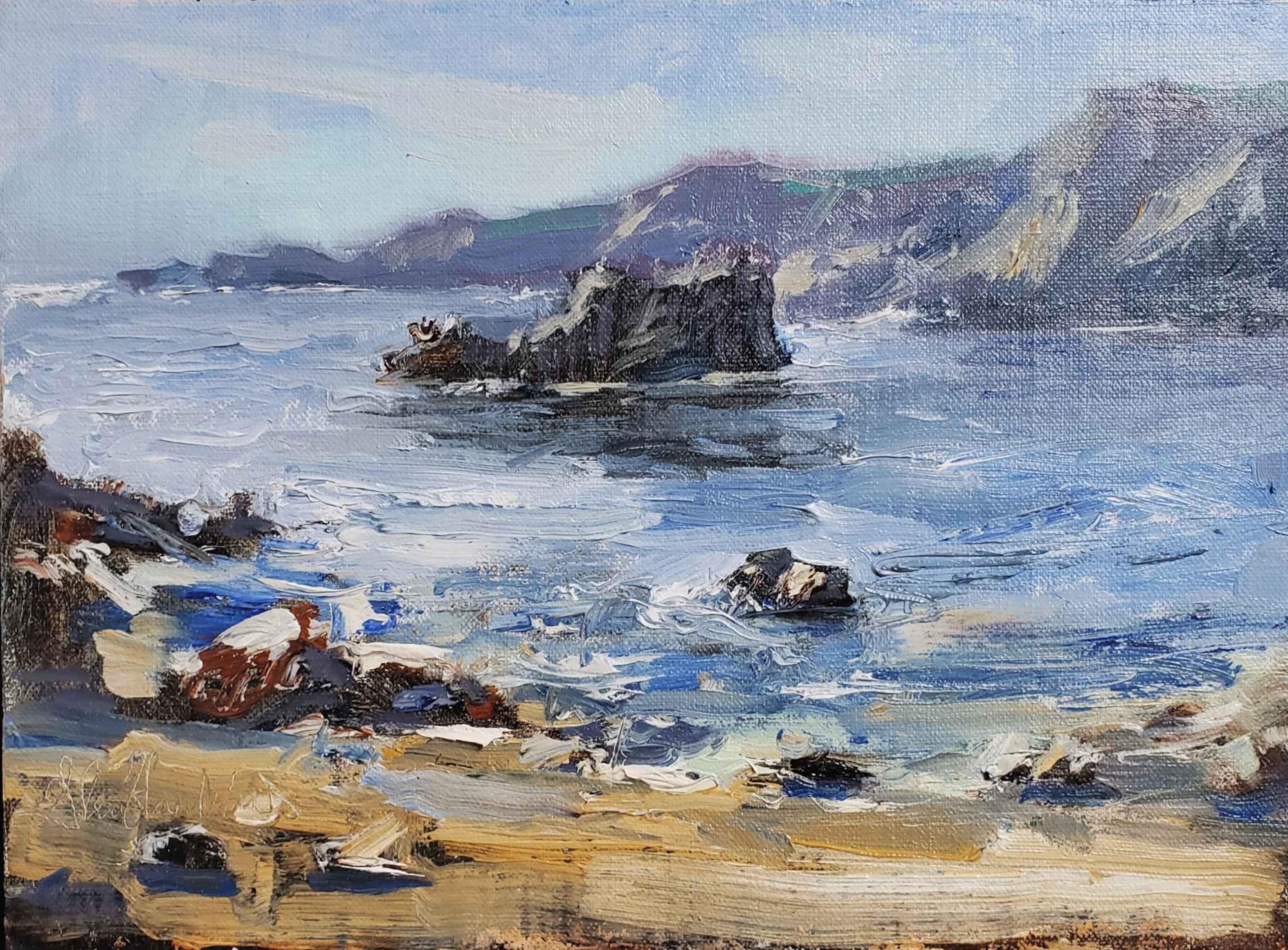Carmel by the Sea by Mr. Glen Hawkins - Masterpiece Online