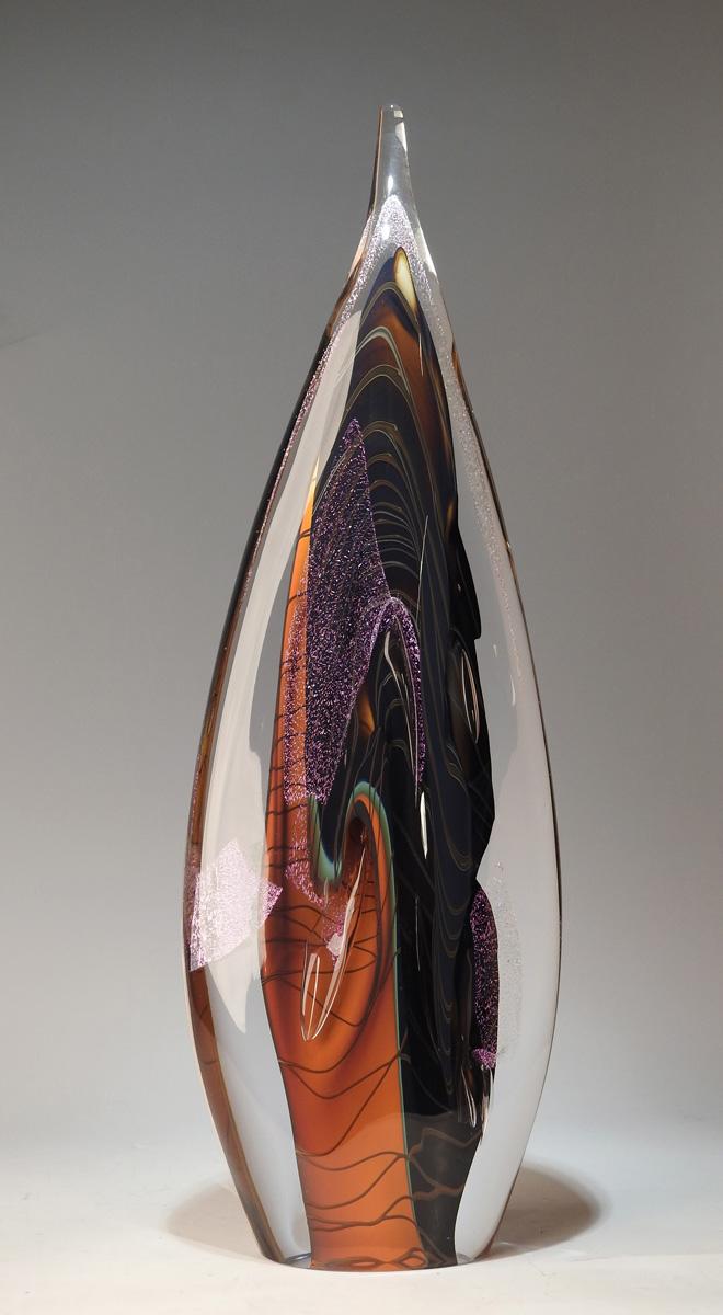 Spiderweb Sculpture/N... by  Matthew Paskiet - Masterpiece Online