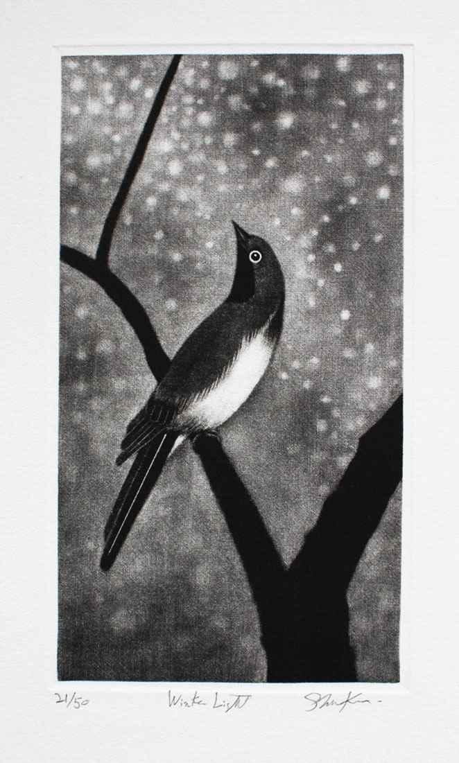 Winter Light by  Shigeki Kuroda - Masterpiece Online