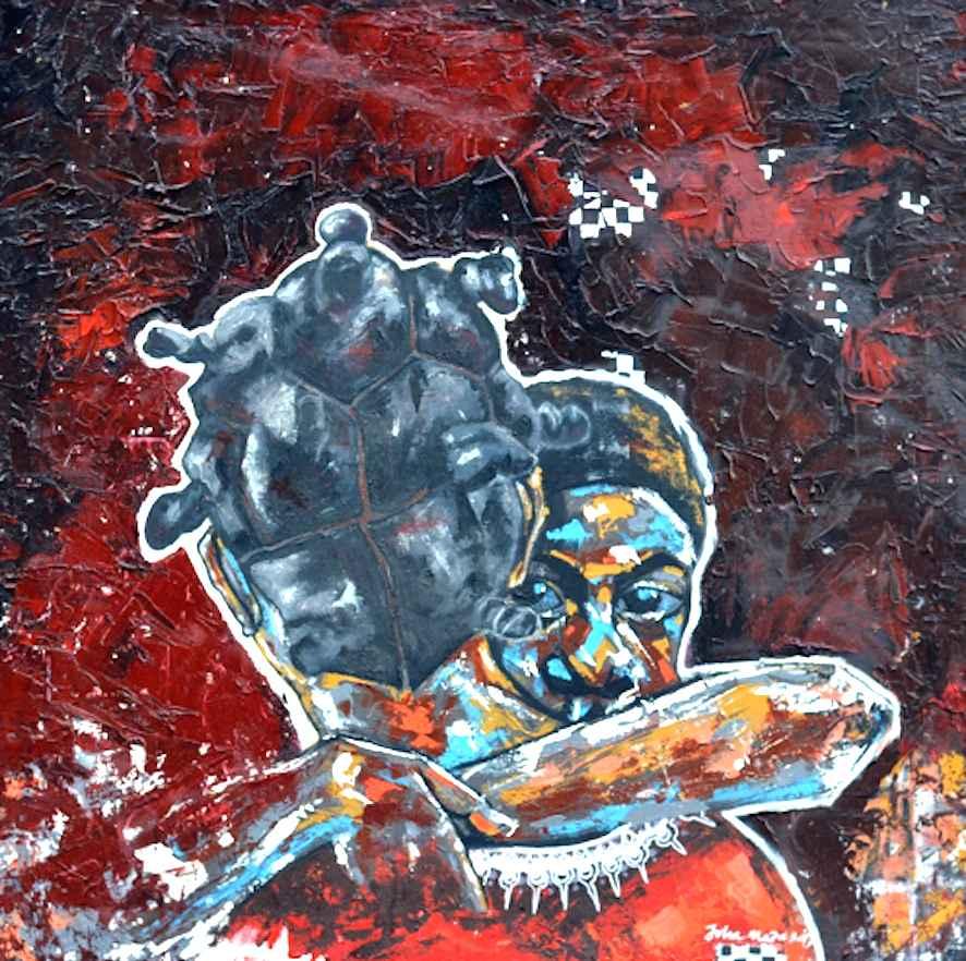 Migration by Mr John Madu - Masterpiece Online