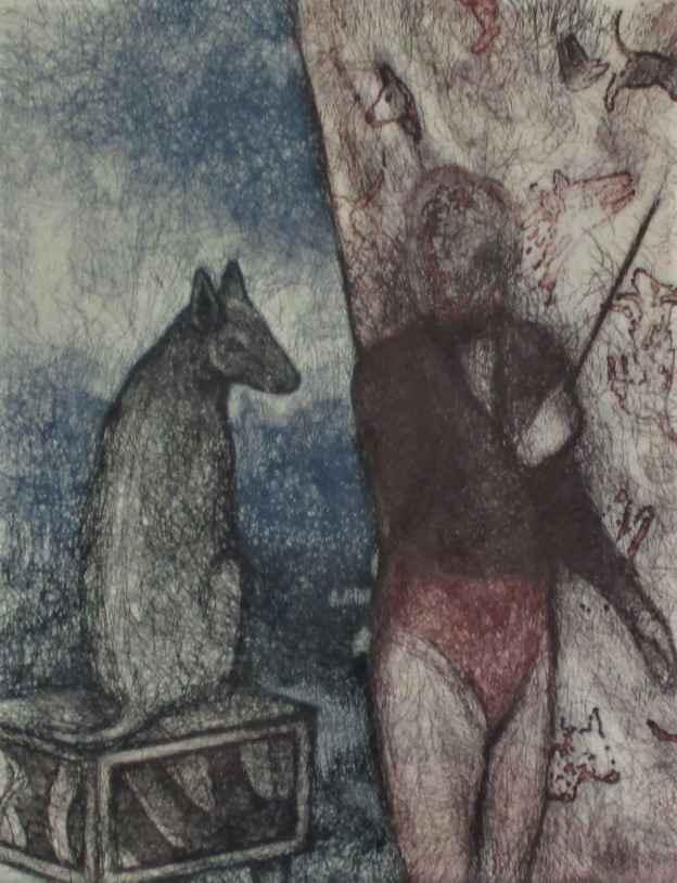 Title Unknown by  Thomas Prochaska - Masterpiece Online