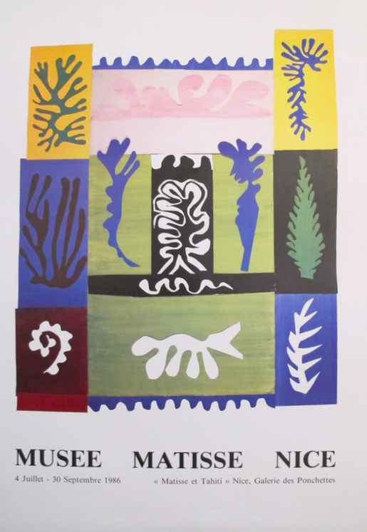 Exhibition - Musee Ma... by  Henri Matisse - Masterpiece Online